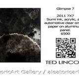 Glimpse 7 by Ted Lincoln