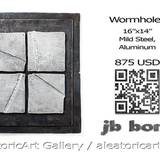 Wormholes by JB Bond